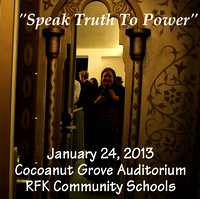 01. Speak Truth To Power  title card