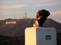 172. Hollywood Sign and James Dean