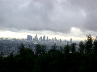 169. Downtown Los Angeles From Griffith Park