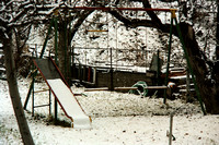 103. Winter Swingset