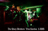 24. THE GLUEY BROTHERS @ Viva Cantina 1-2015